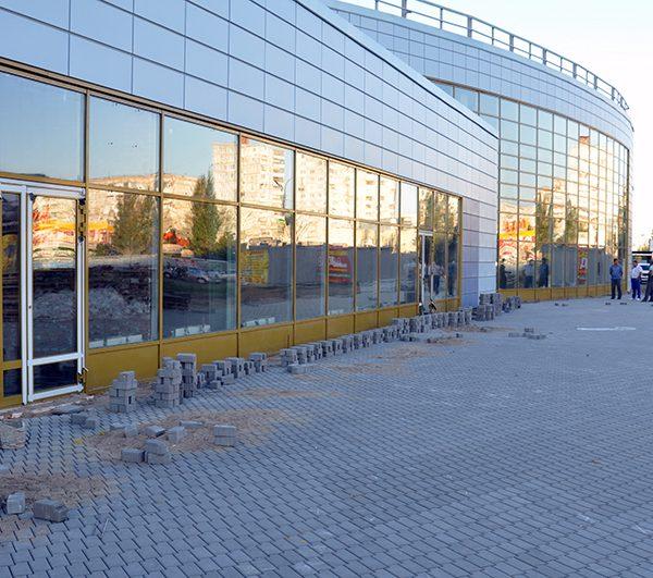 Тротуарная плитка эко плюс фото укладки 2