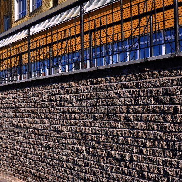 Кирпич бетонный облицовочный с обнажённой фатурой (4)