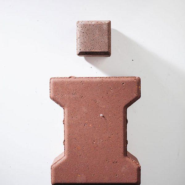 Тротуарная плитка катушка вид 2