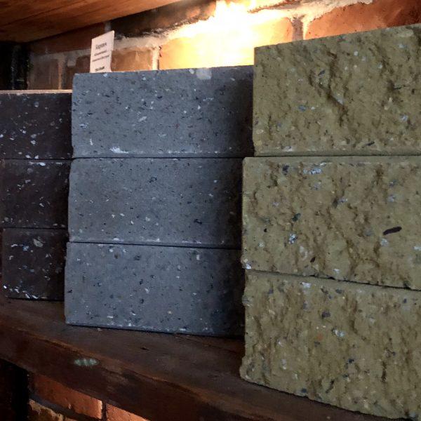 Кирпич бетонный облицовочный