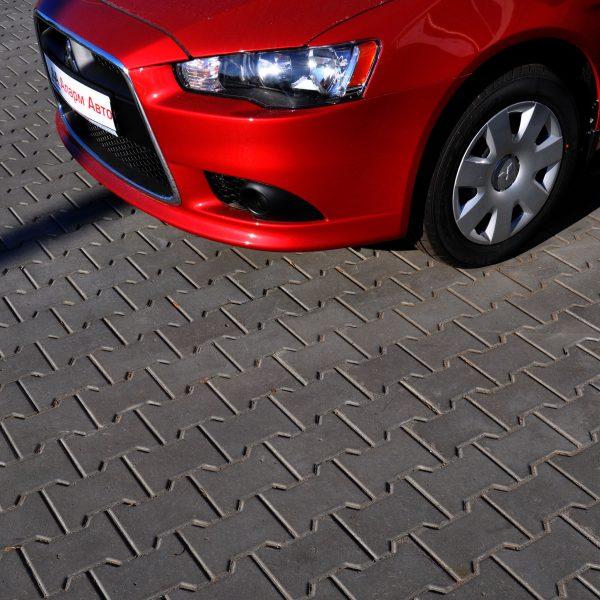 Тротуарная плитка катушка фото укладки 1