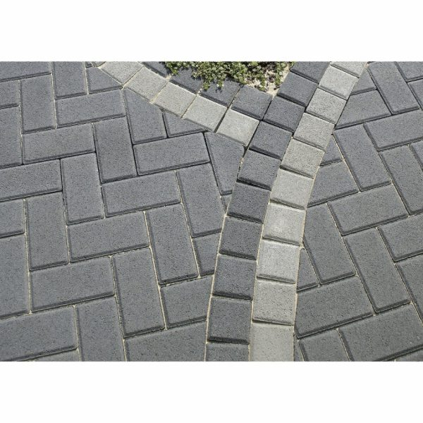 Тротуарная плитка Кубик вид 3