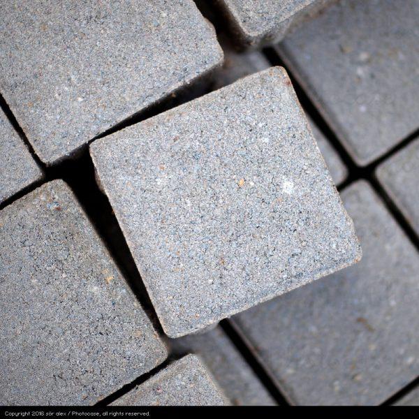 Тротуарная плитка Кубик вид 4